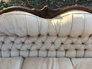 Antique French provincial coach