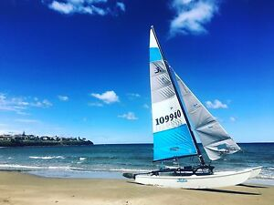 Hobie 16 catamaran plus extras, Consider swap for Tandum island Kiama Kiama Area Preview