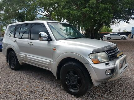 2000 Mitsubishi Pajero EXCEED LWB (4x4) Holtze Litchfield Area Preview