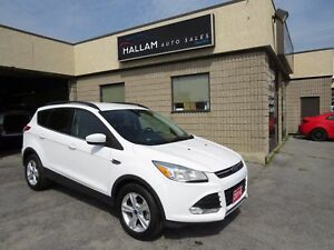 2014 Ford Escape SE Black leather int., Navigation, Back-up C...
