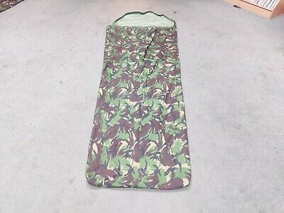 BRITISH ARMY SURPLUS BIVI BAG GORETEX DPM CAMOUFLAGE BIVVY CADET SUPERGRADE