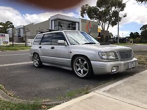 Subaru Forester 2000 GT TURBO AUTO Meadow Heights Hume Area Preview