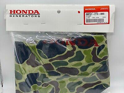 Honda Eu1000i Eu1000 Camo Generator Cover 08p57-zt3-00g Same Day Shipping