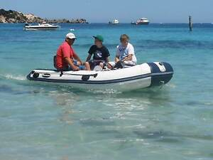 Inflatable Boats 2.7m Spring Sale Malaga Swan Area Preview
