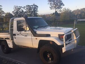 2004 Toyota LandCruiser Ute Wauchope Port Macquarie City Preview