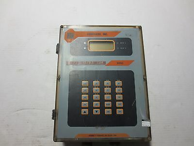 Bernhard 8000 Control/Relay Panel