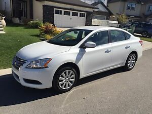 ** REDUCED 2015 Nissan Sentra S automatic Only 15kms CLEAN***