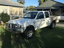 2005 Ford Courier Turbo Diesel Belmont North Lake Macquarie Area Preview