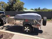 Cub Camper Brumby Camper trailer Champion Lakes Armadale Area Preview
