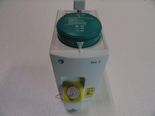 DATEX OHMEDA Sevo Tec 7 Sevoflurane Anesthesia Vaporizer