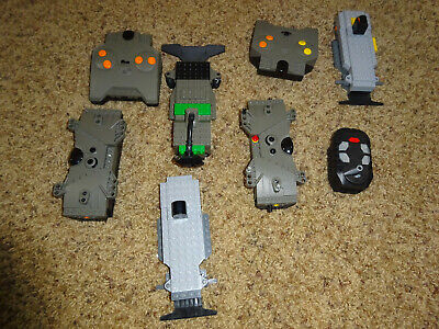 LEGO Bionicle Motor Receivers Units And three Remote Controls All work