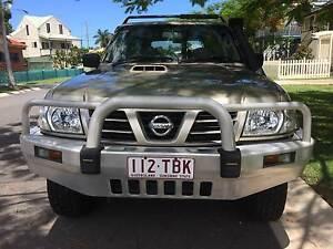 2004 Nissan Patrol Wagon Tallebudgera Gold Coast South Preview
