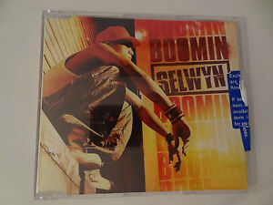 SELWYN-BOOMIN-4-TRACK-SINGLE-CD