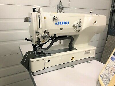 Juki Lbh-1790s Automatic Buttonhole 110 Volt Industrial Sewing Machine