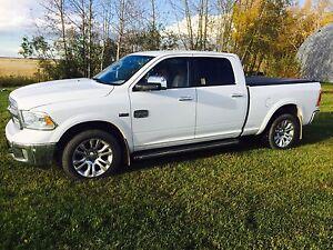 2014 Dodge Ram Longhorn Limited