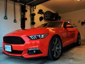 2015 Mustang GT. Fully loaded + extras LOW KM