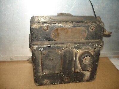 Antique Oc Wico Magneto Hit Miss Motors 6464 2 Untested Parts Or Repair