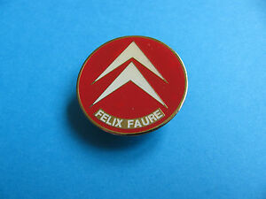 citroen felix faure pin badge good condition ebay. Black Bedroom Furniture Sets. Home Design Ideas