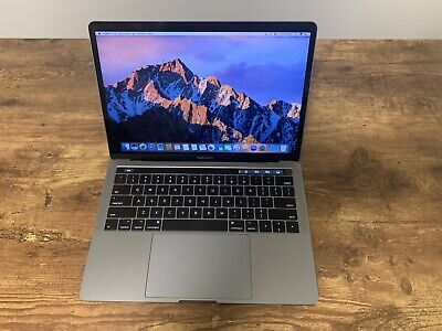 "Apple MacBook Pro Mid 2017 13"" i7 3.5GHz 16GB RAM 256GB !!!NEW BATTERY COUNT 6!!"