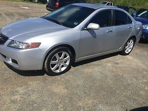 2005 ACURA TSX (NEW MVI)