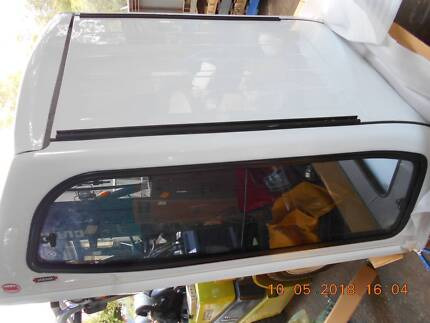 ISUZU DMAX CANOPY******2017 - SPACE  CAB SMM STEEL CANOPY NR NEW Perth Perth City Area Preview
