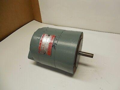 Ge 5bc42ab1780d 90v Permanent Magnet Tachometer Generator 50v100rpm