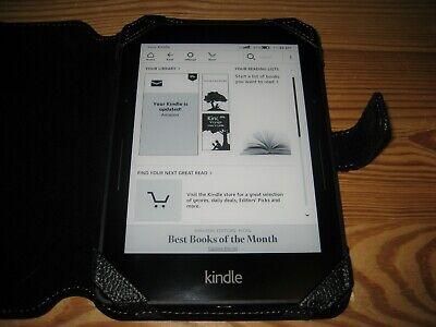 Amazon Kindle Voyage WiFi + 3G, 6in 300 ppi display, 4GB, 7th Generation, #KV-03
