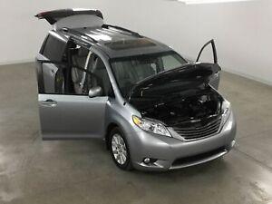 2013 Toyota Sienna XLE AWD Cuir*Toit*Portes Electrique Coulissan