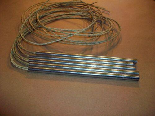 "5pc Watlow Firerod Cartridge Heater  9326G   240V   7"" X 3/8""    NEW"
