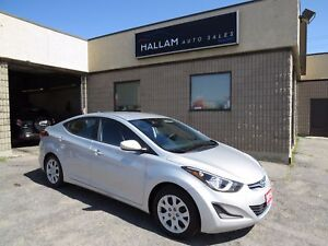 2015 Hyundai Elantra GL LOW KMS, Heated Seats, Bluetooth