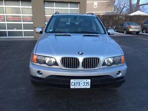 2002 BMW X5 AWD