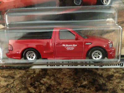 HOT WHEELS 2020 FAST & FURIOUS MOTOR CITY MUSCLE FORD F-150 SVT LIGHTNING 1/5