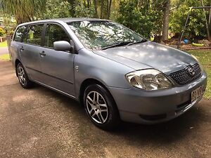 Toyota Corolla 2003 Wagon Bentley Park Cairns City Preview
