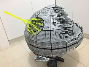 Star Wars Lego Death Star II Cannington Canning Area Preview
