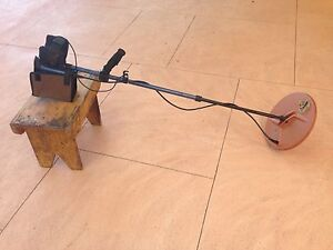 Gold Metal Detector and Accessories Bunbury Bunbury Area Preview