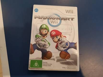 Mariokart Wii Game