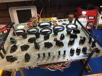 Hickok Military Tv-2 Tv2 All Versions Tube Tester Calibration Service