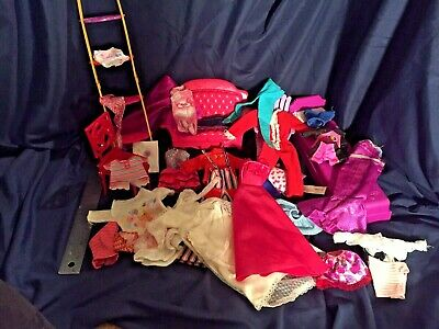 Barbie and friends, unbranded Clothes, Accessories, and Furniture