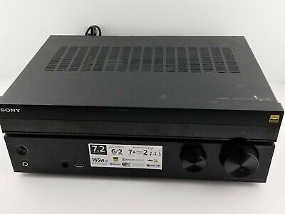 Sony STR-DN1080 7.2 Channel Channel 165 Watt Receiver - Black