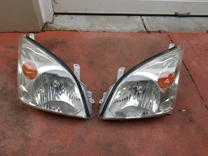 120 series toyota prado headlights