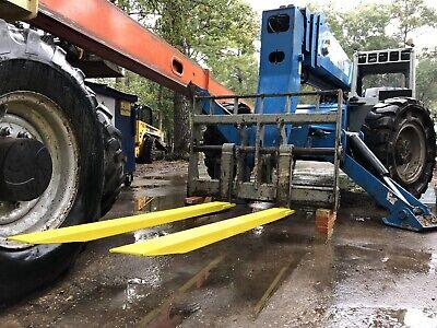 American Steel Heavy-duty Forklift Fork Extensions