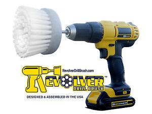 The-REVOLVER-POWER-SCRUB-DRILL-BRUSH-HOME-BOAT-NEW
