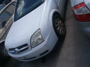 NOW WRECKING HOLDEN VETRA WHITE COLOR ALL PARTS 2003 Dandenong South Greater Dandenong Preview