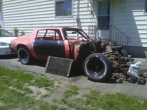 1980 chevy camaro stock car/ whole or parts