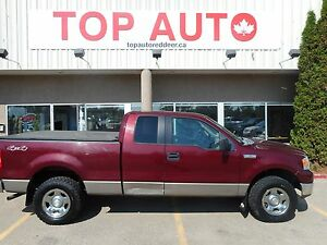 2005 Ford F-150 XLT 4X4 ONLY 154 KMS!