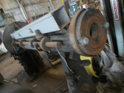 Lapointe Horizontal Pull Broach 3 X 7 -12 Ton Mech. With Assorted Broaches