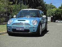 2003 Mini Cooper S Supercharged 6 speed manual Northbridge Perth City Preview