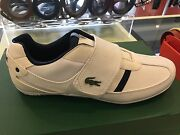 Lacoste Protected white blue Waterloo Inner Sydney Preview