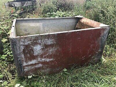 Large Vintage Water Tank