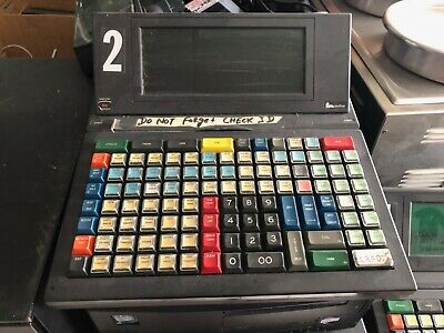 Verifone Ruby Ii Supersystem Pos Cash Register